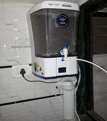 Clean Water- Aqua Tuch  Black R.O Plant Model