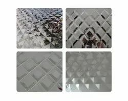 SS Embossing Decorative Sheet