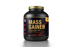 M- Strong Nutrition Mass Gainer 5 Lbs, 2-4 And 4-6 Kg