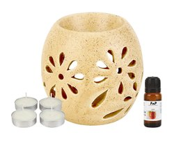 Diffuser with 4 Tealights
