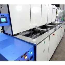 Semi Automatic Cleaning Systems