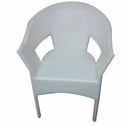 Universal Furniture White Outdoor Chair