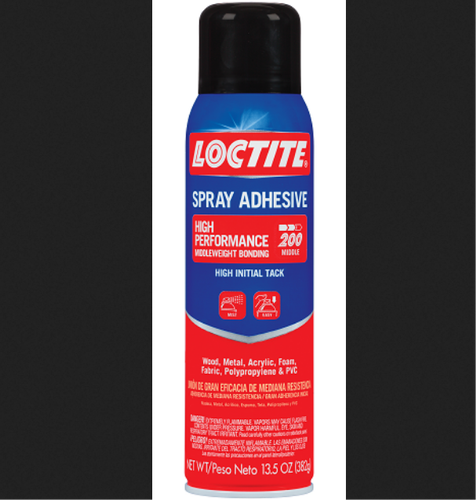 Loctite Spray Adhesive High Performance - Resinova Chemie