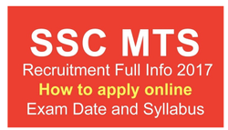 SSC MTS Multitasking Staff Courses