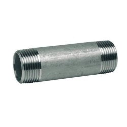 SS Threaded End Pipe Nipple