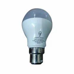 Cool daylight Aluminum 9W B22 LED Bulb