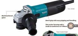 M9506B Makita Compact Yet Powerful Grinder