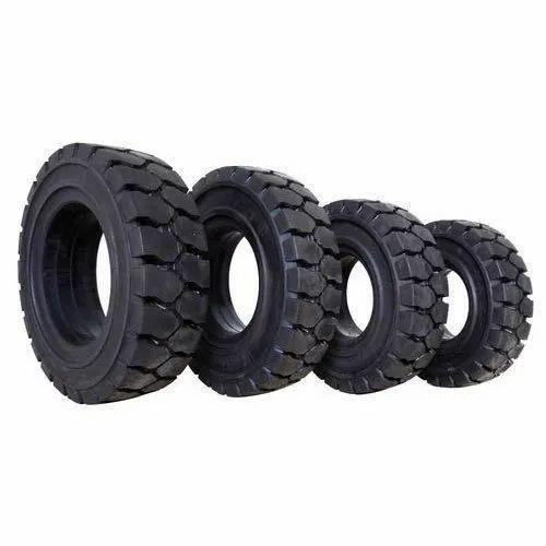 Forklift Tyre - Forklift Tyres Manufacturer from Pune