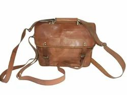 Heavy Duty Vintage Leather Bag