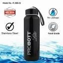 Probott Lite Stainless Steel Single Wall Saliva Water Bottle 800ml PL 800-01