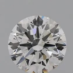 1.50ct Lab Grown Diamond CVD E VVS2 Round Brilliant Cut IGI Certified Stone