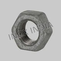 Hot Dip Galvanized Nuts
