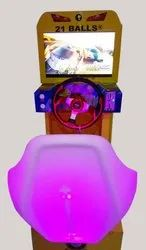 Car Race 22 inch  2 In 1  Arcade Game