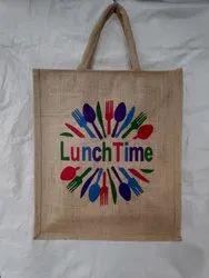 Ecofy Assorted Jute Bag, Size: 12*14*5