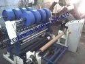Roll To Roll Fabric Slitter Rewinder Machine