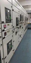 Mild Steel Lt Distribution Panel, 3 - Phase