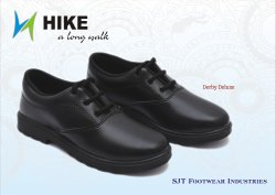 Hike Boys  School Shoes