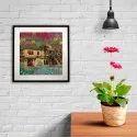 Beautiful Rajasthani Haveli Framed Art Print