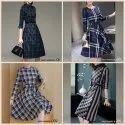 Shivay Fashion Stitch Western Dress