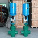 Minimum Flow Recirculation Control Valve