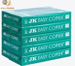 White Copier paper / Xerox paper, GSM: 70.0 g/m2, Packaging Size: 500 Sheets per pack