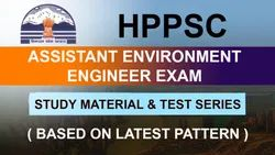 Hppsc Environment Engineer Exam Study Material ( Based On Latest Pattern)