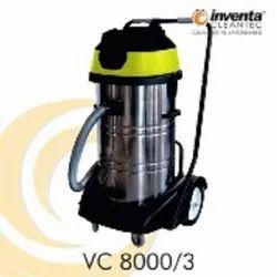 Wet & Dry Vacuum Cleaner VC 8000