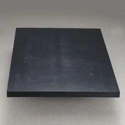 Black Delrin (POM) Sheet