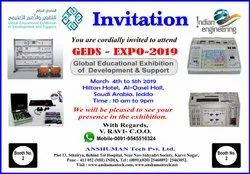 Global Educational Exhibition of  Development & Support