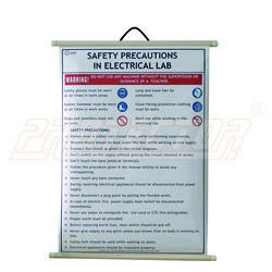Safety Precautions in Electric Lab (English)