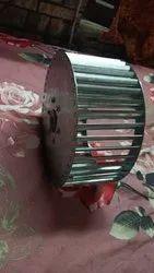 Aluminium Double Inlet Impeller