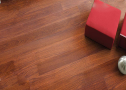 Plain Grey And Brown Wooden Floors Designing Services