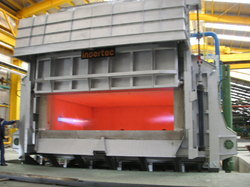 Fully Automatic Galvanizing Furnace