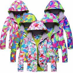 Printed Rain Coats