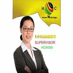 Supervisor ID Card