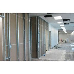 Promat Dry Wall Fire Rated Partition