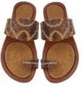 Katdana Work Artificial Leather Flats, Fashion Sandals For Girl's & Women's