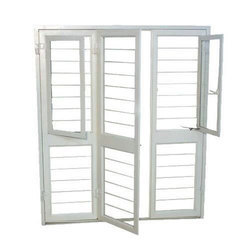 3 Fold French Shutter Door