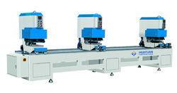 Three Head Seamless Welding Machine