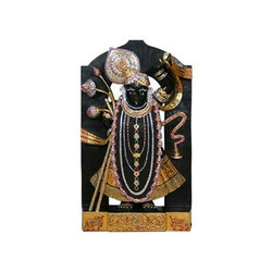 Marble Lord Shrinath Ji