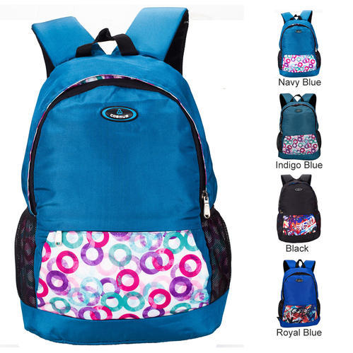 19d5e4f1f811 Cosmus Black   Blue Gpack Casual Backpacks