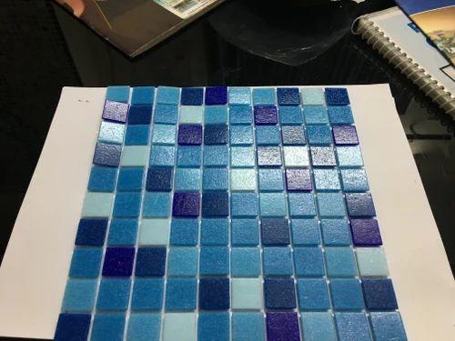 Glass Mosaic Tile - Glass Mosaic Tiles Manufacturer from New Delhi