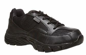 Bata Men Black School Shoes, Size: 7 8