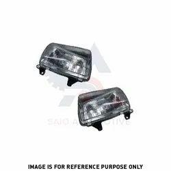 Headlamp Headlight For Maruti Suzuki ZEN Replacement Genuine Aftermarket Auto Spare Part