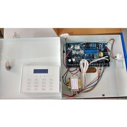 Three Phase Wireless Alarm Control Panel, Operating Voltage: 24 V Dc