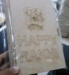 Designer Rakhi Box