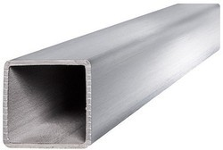 SS 304 Stainless Steel Square Pipe