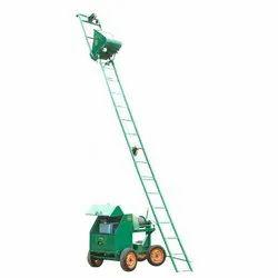 1/2 Bag Ladder Lift Machine