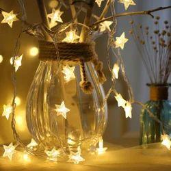 Decorative Star Led Lights For Diwali Christmas Wedding 2 5 Meter