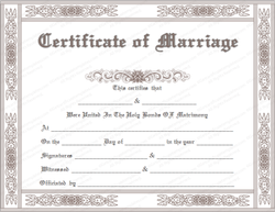 Marriage Certificate Services In India